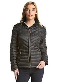 MICHAEL Michael Kors® Zip Front Packable Coat