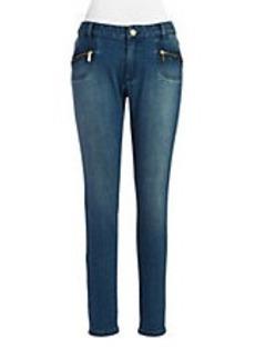 MICHAEL MICHAEL KORS Zip Pocket Jeans