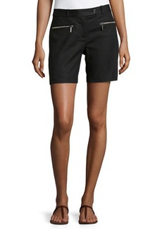 MICHAEL Michael Kors Zip-Pocket Shorts