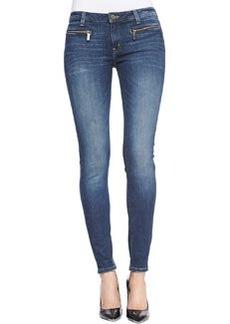 MICHAEL Michael Kors Zip-Pocket Skinny Jeans