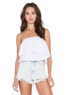 Michael Stars Blouson Tube Top