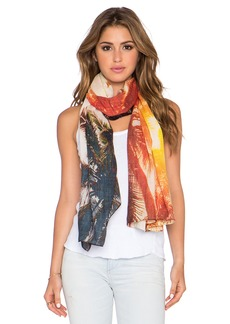 Michael Stars California Sun Wrap Scarf