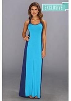 Michael Stars Colorblock Maxi Dress