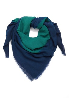 Michael Stars' Dipped In' Wool Square Scarf