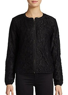Michael Stars Lace Jacket