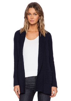 Michael Stars Long Sleeve Wrap Cardigan