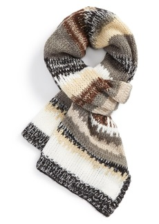 Michael Stars 'Painted Desert' Striped Scarf