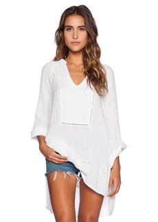 Michael Stars Rolled Sleeve Tunic