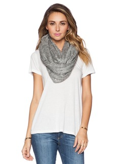 Michael Stars Sequin and Shine Eternity Scarf