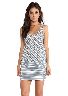 Michael Stars Sleeveless Racer Back Dress