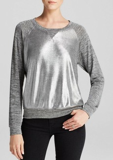 Michael Stars Sweatshirt - Bloomingdale's Exclusive Shine