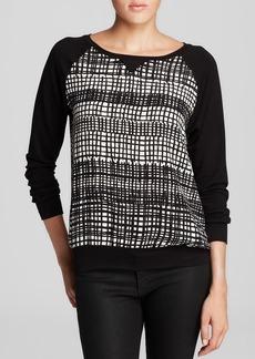 Michael Stars Sweatshirt - Soho Printed