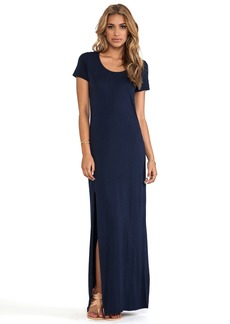 Michael Stars Tee Shirt Maxi Dress