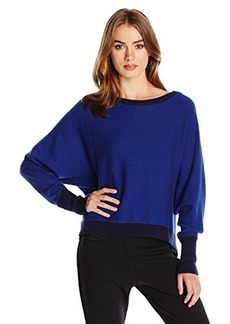 Michael Stars Women's Cashmere-Blend Sweater