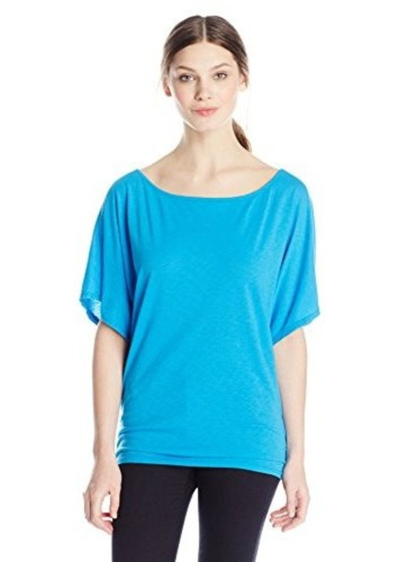 Michael stars michael stars women 39 s off shoulder dolman for Michael stars t shirts on sale