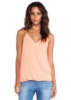 Michael Stars X REVOLVE Surplice Cross Back Cami