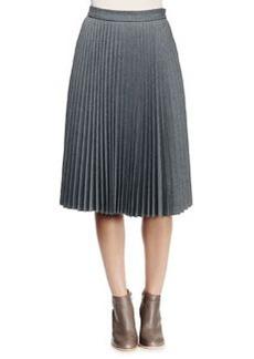 Alex Accordion-Pleated Skirt   Alex Accordion-Pleated Skirt