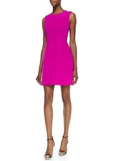 Coco Sleeveless Seamed A-line Dress   Coco Sleeveless Seamed A-line Dress