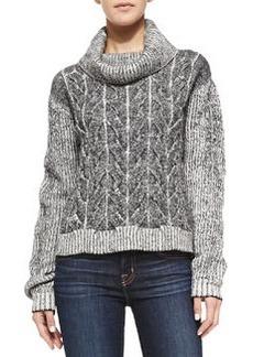 Merino Braided Cable Sweater   Merino Braided Cable Sweater