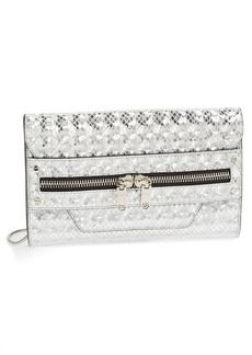 Milly 'Bowery' Hologram Clutch
