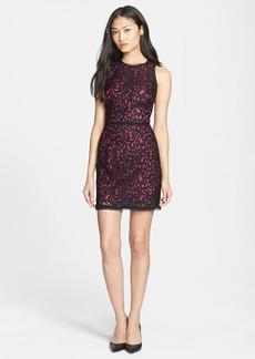 Milly 'Claudia' Lace Sheath Dress