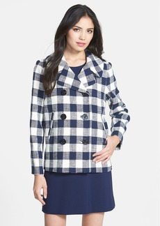 Milly Crop Peacoat