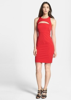 Milly Cutout Body-Con Dress