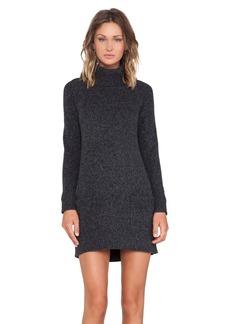 MILLY Heathered Pocket Dress