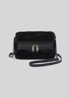 MILLY Mini Bag - Skylar Faux Fur