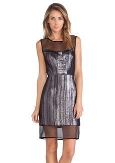 MILLY Nikki Panel Dress