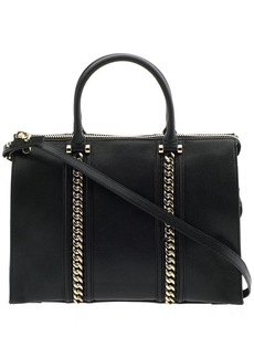 Milly Raleigh Gold Chain Tote Bag