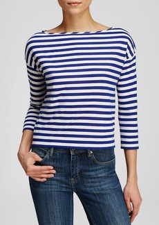 MILLY Tee - Riviera Stripe