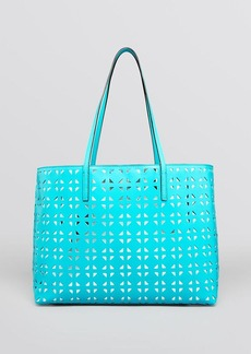 MILLY Tote - Palmetto Perforated