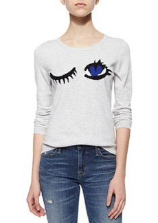 Milly Wink Intarsia Sweater