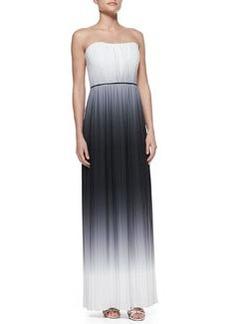 Monica Ombre Strapless Maxi Dress   Monica Ombre Strapless Maxi Dress