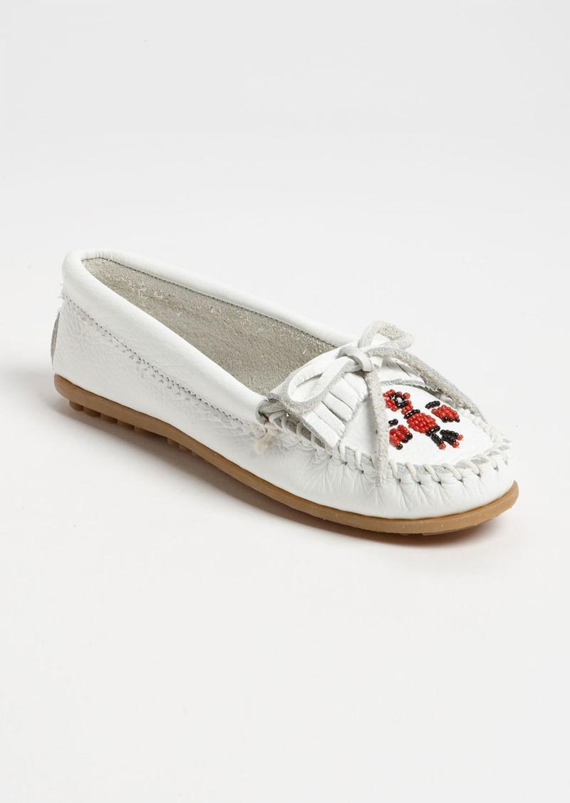 Minnetonka Thunderbird II Moccasin Shoes