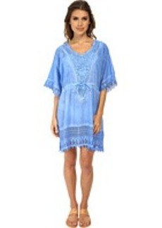 Miraclesuit Crochet Tunic Cover-Up