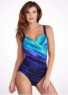 Miraclesuit Deep End Sanibel Swimsuit