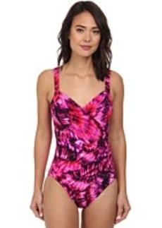 Miraclesuit Fan Dance Caliente Swimsuit