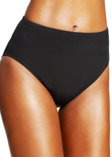 Miraclesuit High-Waist Swim Brief Bottom Women's Swimsuit