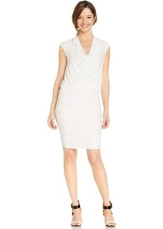 Miraclesuit Ruched Sheath Dress