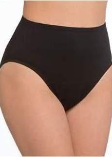 Miraclesuit Solids Basic Hi-Cut Bikini