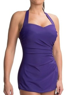 Miraclesuit Sweetheart Tunic Swimsuit - DDD Cup, Built-in Bra (For Women)