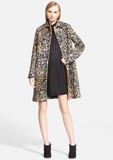 Missoni Animal Jacquard Knit Coat