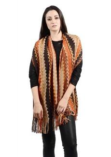 Missoni Broken zizzag pattern scarf