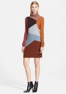 Missoni Cashmere Turtleneck Sweater Dress