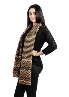 Missoni Combination Multi zigzag and straight stripe scarf