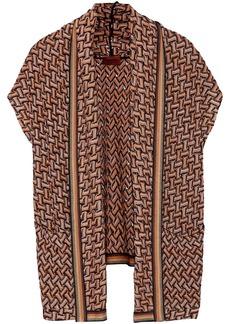 Missoni Crochet-knit cardigan