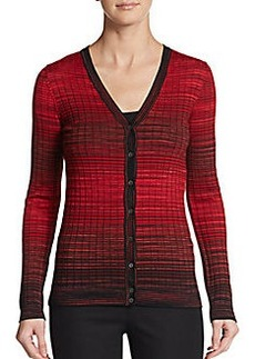 Missoni Degrade Space-Dyed Cardigan