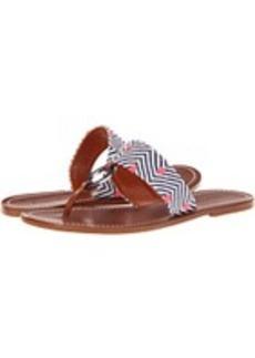 Missoni Dotted Herringbone Sandals